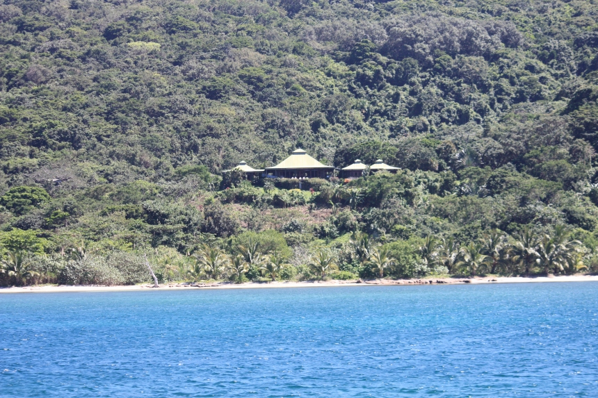 Private House at Michael's Beach