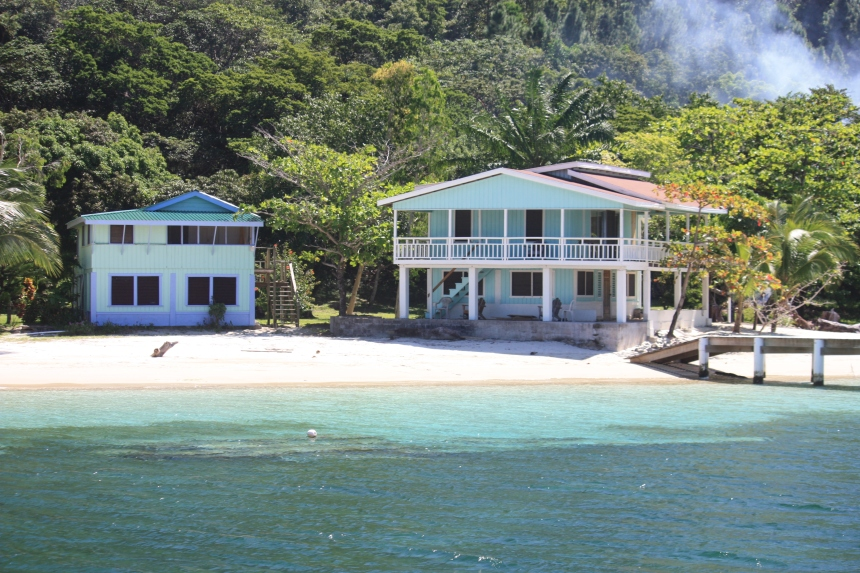Private House on Michael's Beach