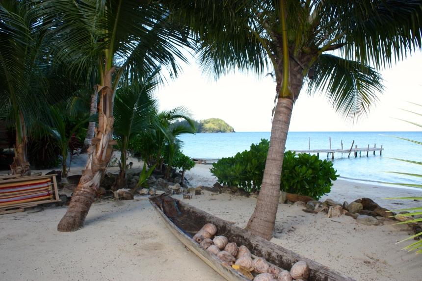 Guanaja Island Club aka The End of The World resort