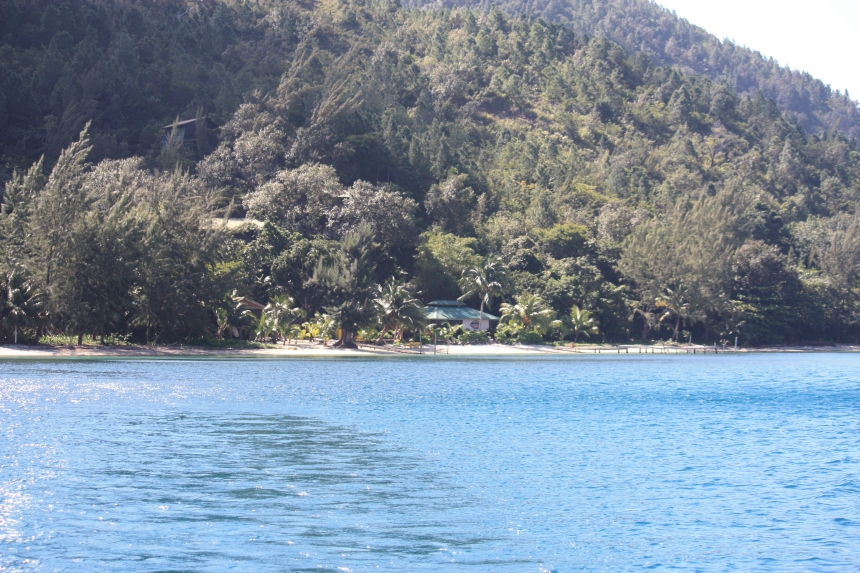Guanaja Island Club-Michael's Beach