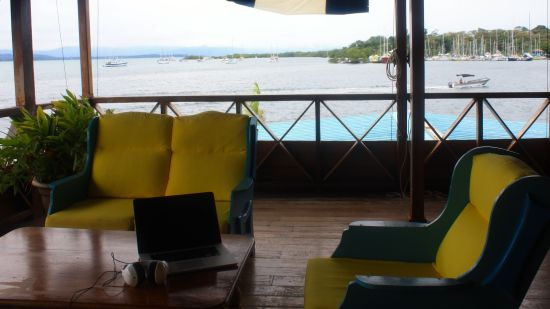 Bocas Del Toro Office of Mister Blue Sky