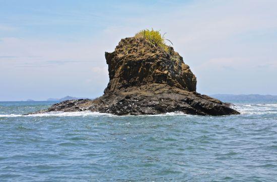 King Cong Rock-Boca Brava Island Panama
